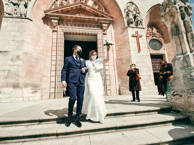 La boda de Marisa y Eduardo en Burgos, Burgos 92