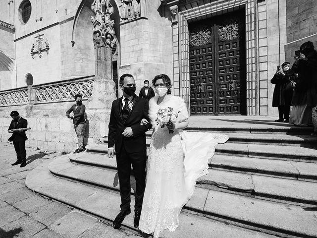La boda de Marisa y Eduardo en Burgos, Burgos 93