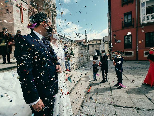 La boda de Marisa y Eduardo en Burgos, Burgos 2