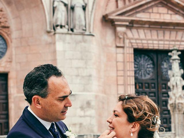 La boda de Marisa y Eduardo en Burgos, Burgos 95