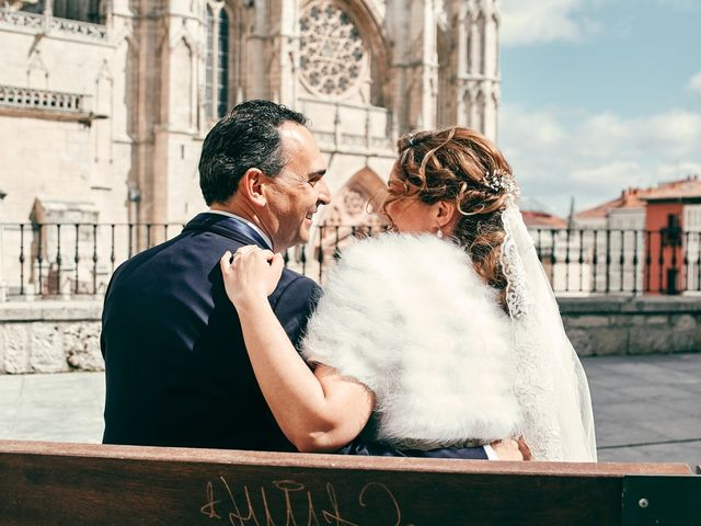 La boda de Marisa y Eduardo en Burgos, Burgos 98