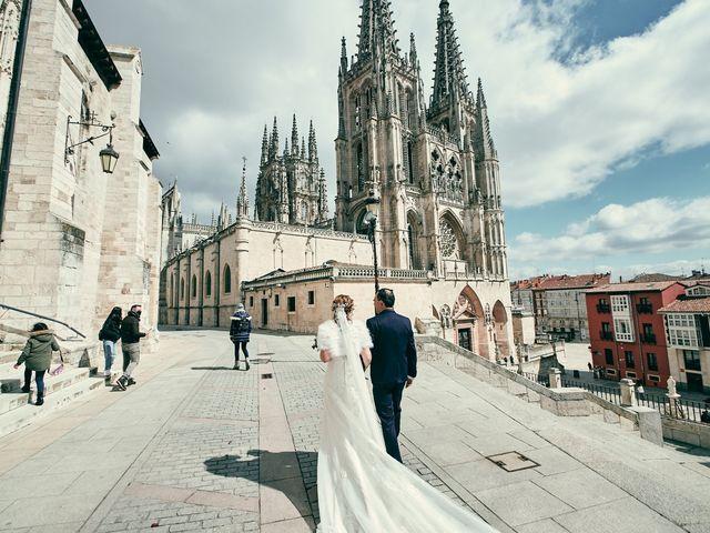 La boda de Marisa y Eduardo en Burgos, Burgos 99