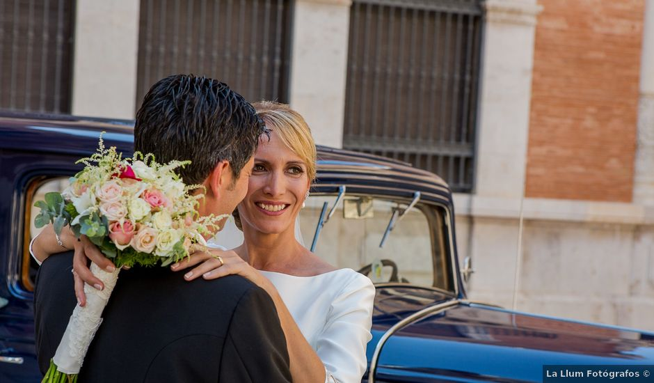 La boda de Paco y Nati en Museros, Valencia