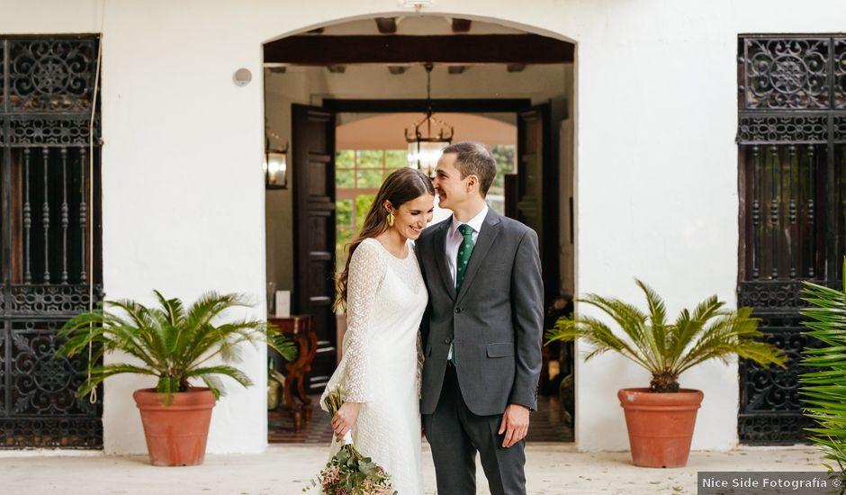 La boda de Manuel y Sara en Alginet, Valencia