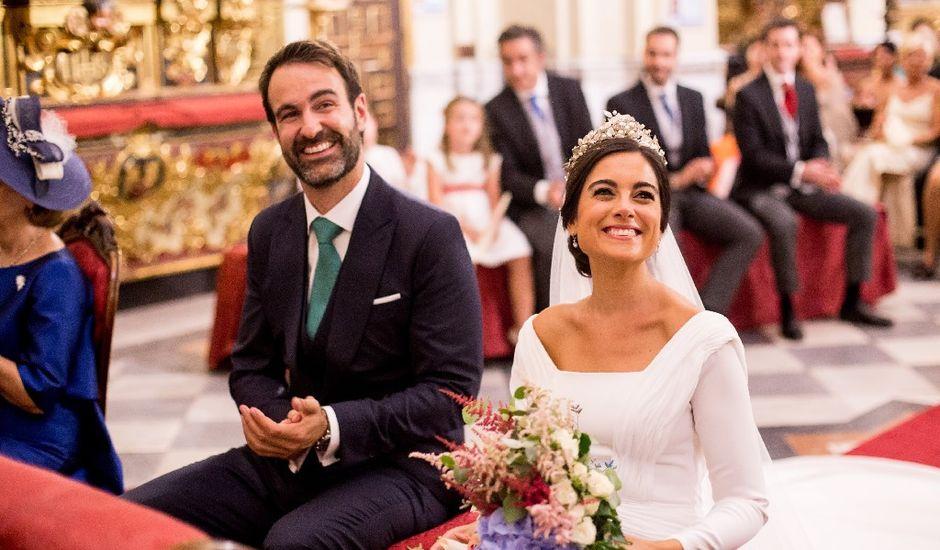La boda de Borja y Carolina en Sevilla, Sevilla