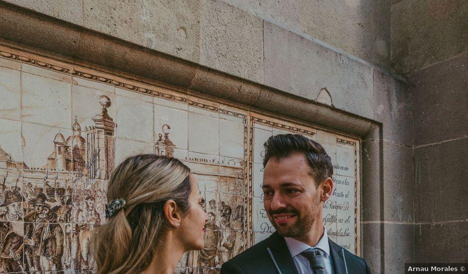 La boda de Juan y Virginia en Barcelona, Barcelona