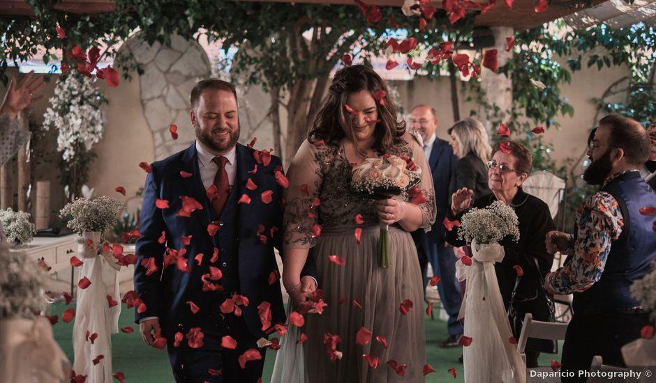 La boda de José Manuel y Yolanda en Beniparrell, Valencia