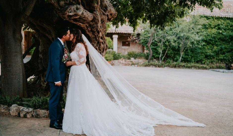 La boda de Toni y Marian en Bunyola, Islas Baleares