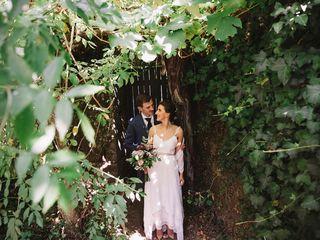 La boda de Eva y Darío