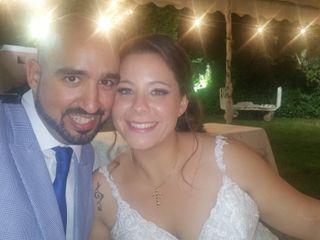 La boda de Silvia y Antonio