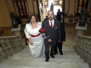 La boda de María Elena y Daniel