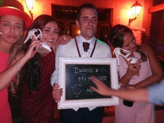 La boda de Elena y Tomas 3