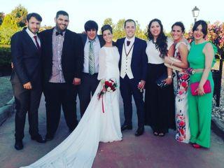 La boda de Elena y Tomas