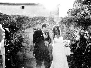 La boda de Carla y Patrick