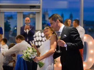 La boda de Noelia y Andrés