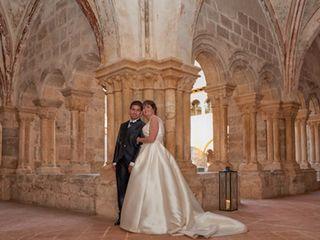 La boda de Amara y Oscar