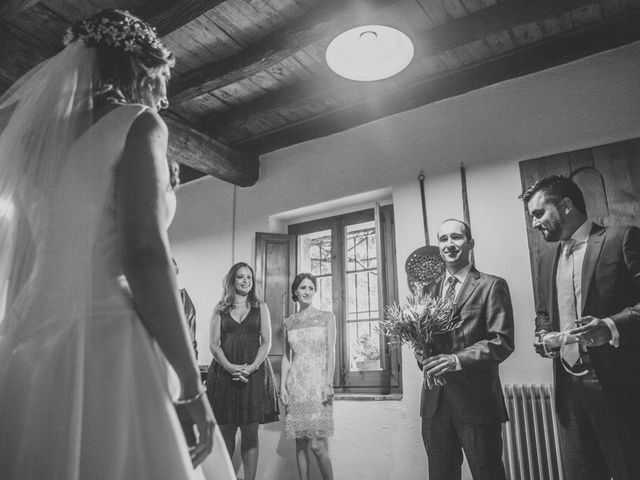 La boda de Alex y Mireia en Viladrau, Girona 7