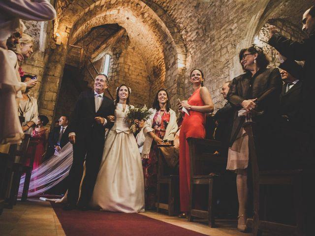 La boda de Alex y Mireia en Viladrau, Girona 15
