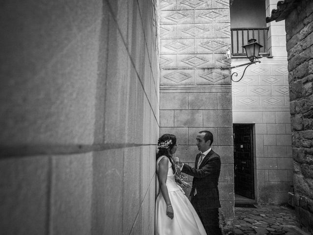 La boda de Alex y Mireia en Viladrau, Girona 28
