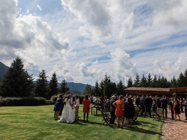 La boda de Alex y Mireia en Viladrau, Girona 37
