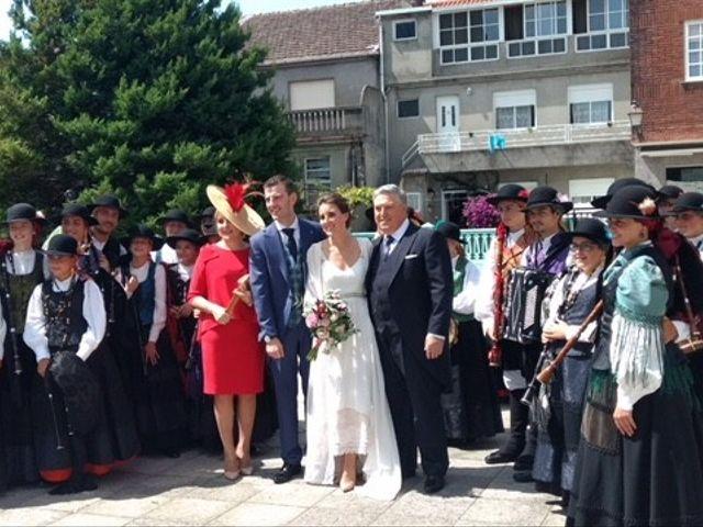 La boda de Darío y Eva en Santiago De Compostela, A Coruña 2