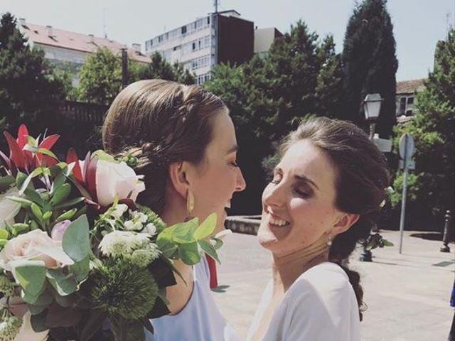 La boda de Darío y Eva en Santiago De Compostela, A Coruña 3