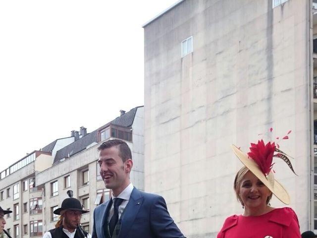 La boda de Darío y Eva en Santiago De Compostela, A Coruña 4