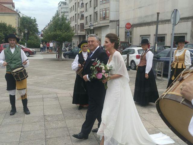 La boda de Darío y Eva en Santiago De Compostela, A Coruña 5