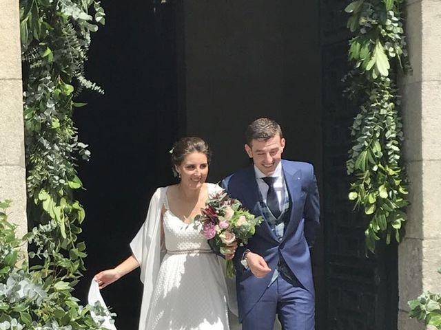 La boda de Darío y Eva en Santiago De Compostela, A Coruña 1