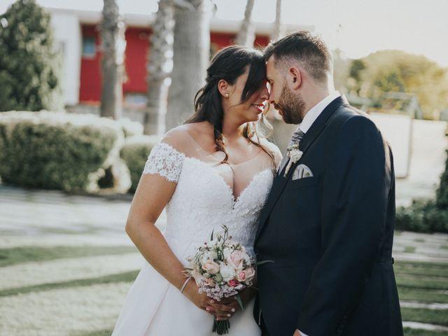 La boda de Erika y Marcos