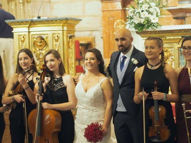 La boda de Antonio y Silvia en Linares, Jaén 6
