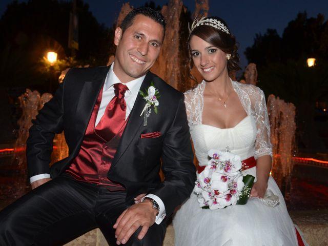 La boda de Alvaro y Cristina en Murcia, Murcia 1