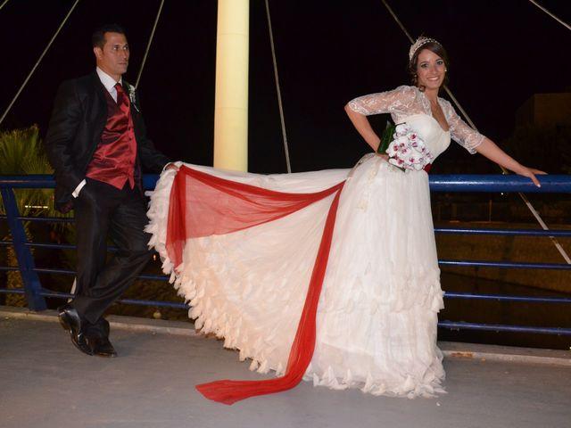 La boda de Alvaro y Cristina en Murcia, Murcia 2
