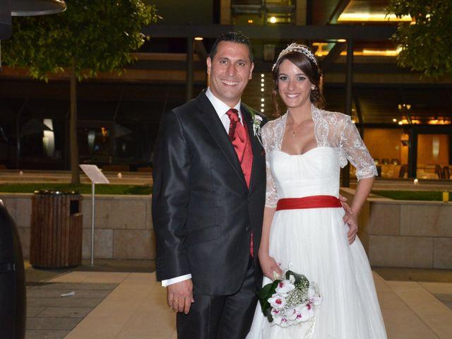 La boda de Alvaro y Cristina en Murcia, Murcia 8