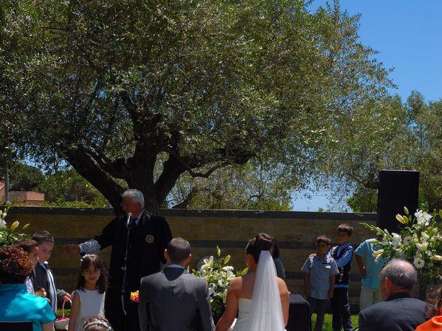 La boda de Diana y Jordi  en La Selva Del Camp, Tarragona 6