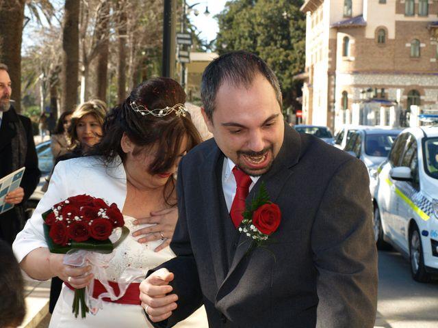 La boda de Daniel y María Elena en Málaga, Málaga 4