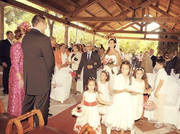 La boda de Esther y Paco en Alhaurin De La Torre, Málaga 6