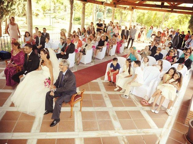 La boda de Esther y Paco en Alhaurin De La Torre, Málaga 7