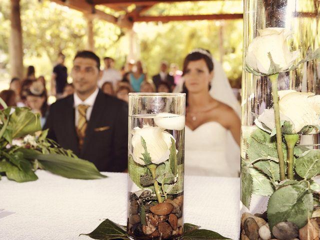La boda de Esther y Paco en Alhaurin De La Torre, Málaga 8