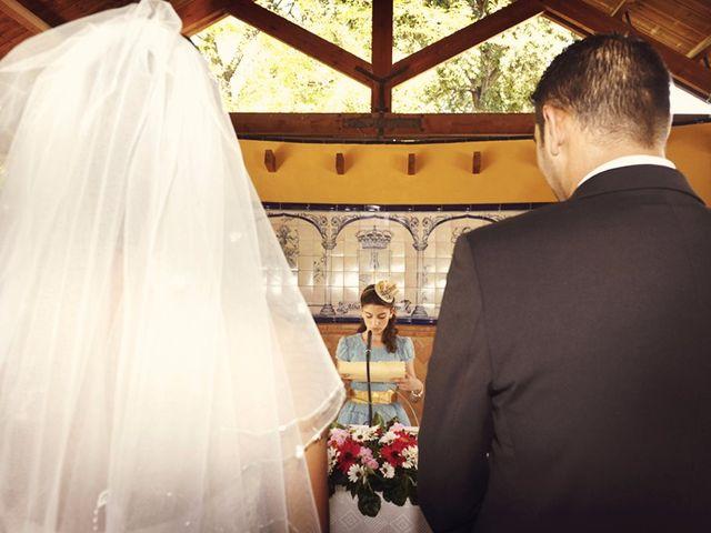 La boda de Esther y Paco en Alhaurin De La Torre, Málaga 9