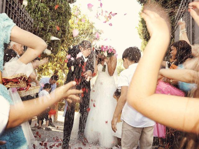 La boda de Esther y Paco en Alhaurin De La Torre, Málaga 11