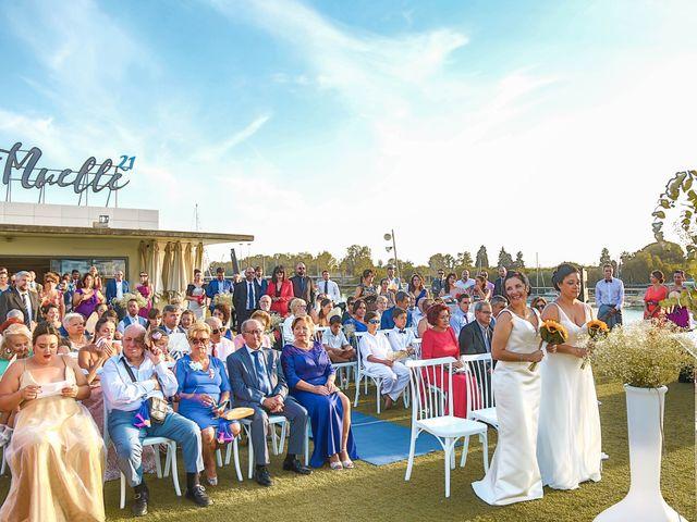 La boda de María y Noe en Sevilla, Sevilla 9