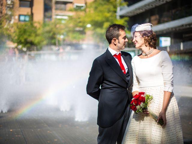 La boda de Covadonga y Joaquin