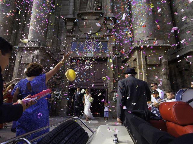 La boda de Andrés y Noelia en Santiago De Compostela, A Coruña 10