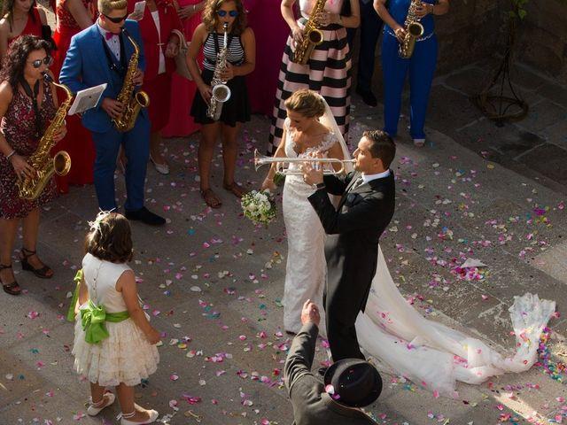 La boda de Andrés y Noelia en Santiago De Compostela, A Coruña 11