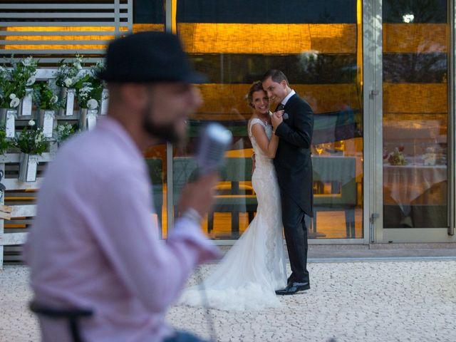 La boda de Andrés y Noelia en Santiago De Compostela, A Coruña 14