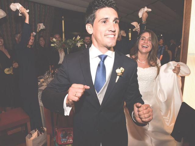 La boda de Ester y Javier