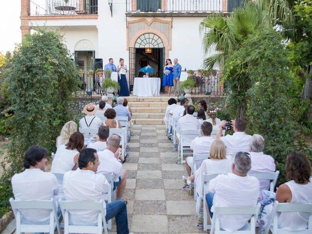La boda de Pablo y Viviane en Gerena, Sevilla 1