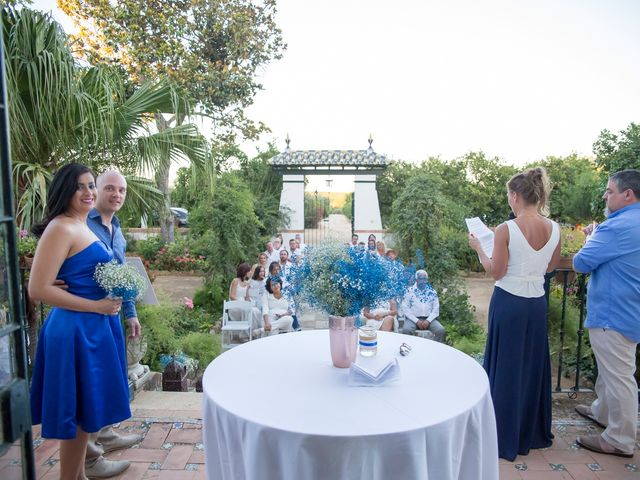La boda de Pablo y Viviane en Gerena, Sevilla 2