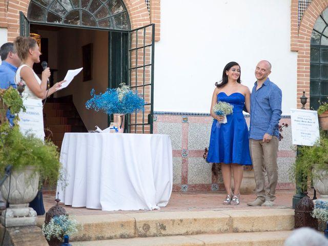La boda de Pablo y Viviane en Gerena, Sevilla 5